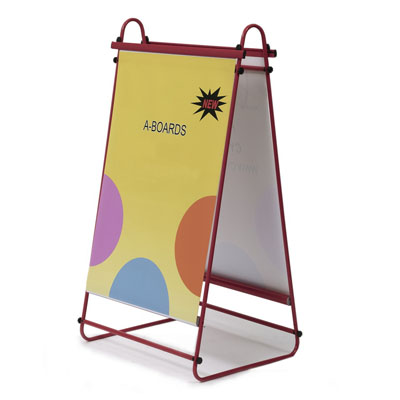 A-Boards & Snap Frame